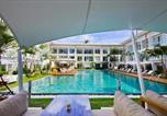 Location vacances Bo Phut - Koh Samui Lanna 5 Star Designer Penthouse Studio Usd600pm-1