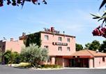 Hôtel Saint-Jean-de-Védas - The Originals City, Le Mas de Grille, Montpellier Sud (Qualys-Hotel)-2