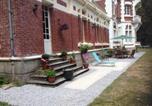 Location vacances Picardie - The Penthouse Apartment - Château de Lucy-2