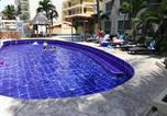 Hôtel Manzanillo - Hotelito Escondido
