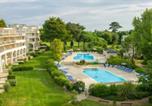 Location vacances Bord de mer de La Baule - Residence Royal Park-1