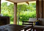 Camping avec Piscine Loir-et-Cher - Flower Lodges de Blois Chambord-2