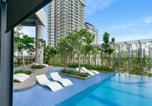 Location vacances Petaling Jaya - Highpark Suites by Plush-1
