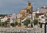 Location vacances Sant Cebria de Vallalta - Authentic holiday villa in Sant Pol de Mar, just 250 meters from the beach-3