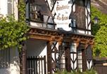 Hôtel 4 étoiles Joigny - Hôtellerie Du Bas-Bréau - Les Collectionneurs-1