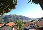 Location vacances Ventimiglia - Modern Holiday Home with Sea View in Ventimiglia-1