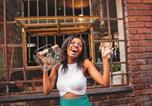 Hôtel Afrique du Sud - Curiocity Backpackers Johannesburg-3