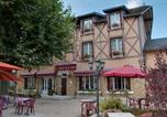 Hôtel Bourges - Le Chalet de la Foret-3