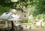 Camping avec Site nature Mende - Camping La Blaquière-3