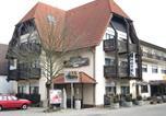 Hôtel Reilingen - Hotel Waldparkstube-1