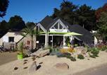 Camping avec Quartiers VIP / Premium Carnac - Village du Conguel-2