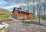 Location vacances North Canton - Rustic Dundee Cabin with Hot Tub and Forest Views!-1