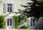 Hôtel Saintes - B&B Gagnepain La Riviere-1