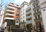 Location vacances Boulogne-Billancourt - Apartment Paris-2