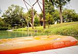 Location vacances Gonzales - Geronimo Creek Retreat Glamping Cabin #0-4