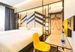 Hôtel Prévessin-Moëns - Ibis Styles Geneve Palexpo Aeroport-2