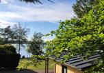 Location vacances Moux-en-Morvan - Domaine de la Cabane Verte au lac des Settons-1