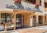 Hôtel Zermatt - Swiss Alpine Hotel Allalin-3