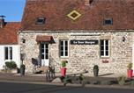 Hôtel Saulieu - La Tour Margot-1