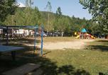 Camping avec WIFI Les Cabannes - Camping Pirinenc-4