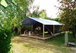 Camping avec Piscine couverte / chauffée Bourgogne - Camping Le Paluet-3