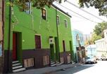 Hôtel Chili - Hostal Casa Verde Limón-1