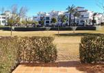 Location vacances Sucina - Hacienda Riquelme Golf Resort, Atlantico 188, Ground Floor Apartment-4