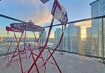 Location vacances Vancouver - Perfect Place for Get Away + Sky view Balcony-3