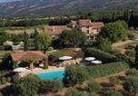 Hôtel Reilhanette - Mas des Olives-1