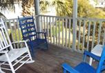 Location vacances Pawleys Island - Oyster Catcher 39 Lake View 3br3ba Villa with Kitchen-2