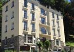 Hôtel Le Mont-Dore - Le Pavillon-1