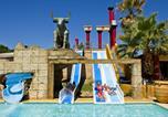 Camping avec Quartiers VIP / Premium Hérault - Yelloh! Village - Mer & Soleil-2