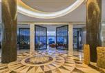 Hôtel Tunis - Mövenpick Hotel du Lac Tunis-3