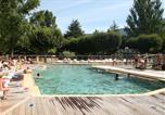 Camping avec Piscine Creissels - Camping Millau Plage-1