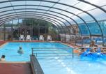 Camping avec Piscine Siouville-Hague - Camping Le Rivage-1