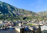 Location vacances  Andorre - Retro. Centro de Andorra y vistas panorámicas.-3