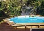 Location vacances La Garde - Maison neuve avec jardin au calme-4