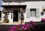 Hôtel Saint-Romain-et-Saint-Clément - Hotel Alienor-1