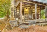 Location vacances Fredericksburg - Town Creek Log Cabin-2