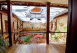 Location vacances Cuenca - Pepe´s House Bed & Breakfast-4