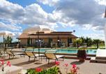 Location vacances Castiglion Fiorentino - Appartamento con piscina ed idromassaggio in Toscana-1