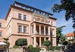 Hôtel Uhlstädt - Hotel Villa Hentzel-2