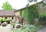 Location vacances Mazeyrolles - Maison De Vacances - Villefranche-Du-Périgord 9-1