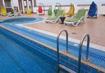 Location vacances Kuwait City - Kuwait Palace Hotel-3