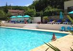 Camping avec WIFI Beauville - Camping Le Clos Bouyssac-2