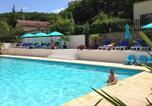 Camping avec WIFI Rauzan - Camping Le Clos Bouyssac-2