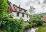 Location vacances Steinbach-Hallenberg - Spacious Holiday Home in Unterschonau near Forest-2