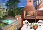 Location vacances Villa Gesell - Apart Paradisso-3