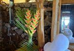 Location vacances  Polynésie française - Moorea Cooks bay Bungalow-2