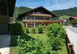 Location vacances Reit im Winkl - Ferienwohnung Sonnenplatzl-2
